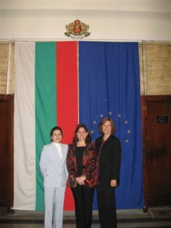 Vratza mediation center opening in 2005