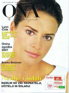 Slovenia's Ona Magazine