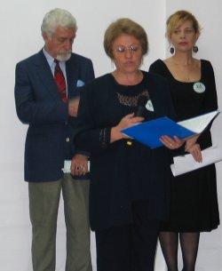 Establishing the mediation center in Vratza
